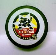 Bruins 1996 Puck All-Star Game Hockey Puck