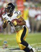Willie Parker Super Bowl 43 Pittsburgh Steelers 8x10 Photo