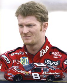 Dale Earnhardt Jr. LIMITED STOCK 2004 Composite Photo 8X10