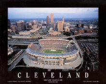A1 Browns Stadium Aerial Cleveland Brwons 8x10 Photo