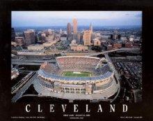 A1 Browns Stadium Aerial Cleveland Brwons 8x10 Photo