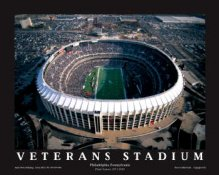 A1 Veterans Stadium Aerial Philadelphia Eagles 8x10 Photo