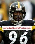 Kendrick Clancy Pittsburgh Steelers 8x10