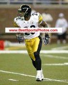 Chris Hope Pittsburgh Steelers 8x10