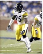Alonzo Jackson LIMITED STOCK Pittsburgh Steelers 8x10