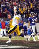 Dan Kreider Pittsburgh Steelers 8x10 Photo