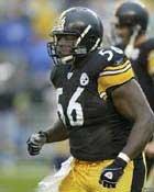 Chukky Okobi LIMITED STOCK Pittsburgh Steelers 8x10 Photo