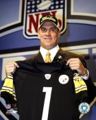 Ben Roethlisberger Draft Day LIMITED STOCK  Steelers 8x10 Photo