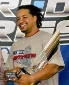 Manny Ramirez MVP Trophy LIMITED STOCK 2004 World Series