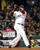 David Ortiz LIMITED STOCK 2004 World Series Game 1 8x10 Photo