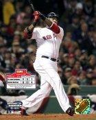 David Ortiz LIMITED STOCK 2004 World Series Game 1 8x10 Photo