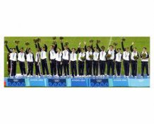 Womens Gold Medal Olympic Soccer Team 2004 Athens