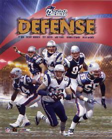 Patriots Defense Composite