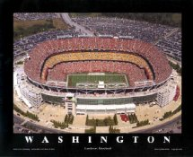 A1 FedEx Field Aerial Washington Redskins 8X10