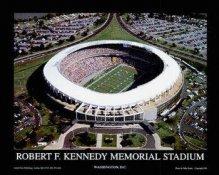 A1 Robert F Kennedy Memorial Stadium Aerial 8X10