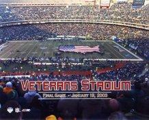 N2 Veterans Stadium Philadelphia Eagles 8X10