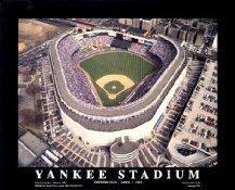 A1 Yankee Stadium Aerial NY Yankees Day Game 1992 8X10