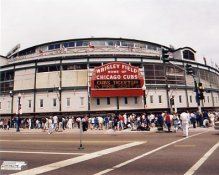 E3 Wrigley Field Chicago Cubs 8X10