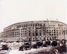 E3 Yankee Stadium Opening Day 1923 Black & White 8X10 Photo