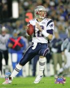 Tom Brady Patriots SB39 SATIN 8x10 Photo
