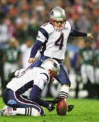 Adam Vinatieri LIMITED STOCK Super Bowl 39 8x10 Photo
