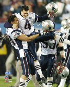 Adam Vinatieri Super Bowl 39 Patriots 8x10 Photo