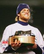 Tom Brady LIMITED STOCK AFC Trophy 8X10 Photo