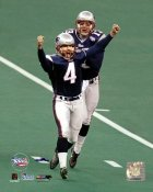 Adam Vinatieri Super Bowl 36 Field Goal Wins LIMITED STOCK 8x10 Photo