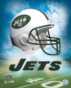 Jets A1 New York Team Helmet Photo