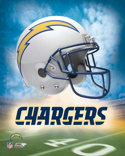 Chargers A1 San Diego Team Helmet 8x10 Photo LIMITED STOCK