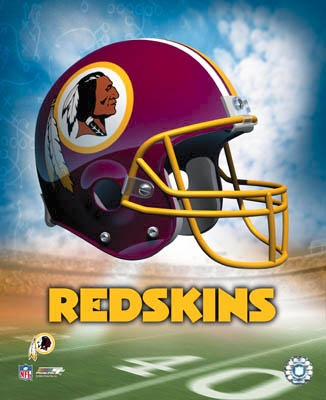 Redskins A1 Wasshington Team Helmet Photo