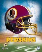 Redskins A1 Wasshington Team Helmet Photo  LIMITED STOCK