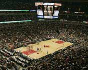 United Center Chicago Bulls 8X10 Photo LIMITED STOCK