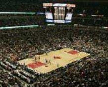 United Center Chicago Bulls 8X10 Photo LIMITED STOCK