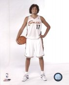 Anderson Varegao Cleveland Cavaliers 8X10 Photo LIMITED STOCK