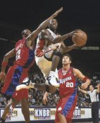 Speedy Claxton Golden State Warriors 8X10 Photo LIMITED STOCK