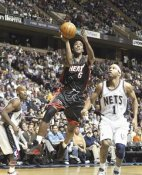 Eddie Jones Miami Heat 8X10 Photo LIMITED STOCK