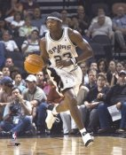 Devin Brown San Antonio Spurs 8X10 Photo LIMITED STOCK