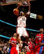Larry Hughes Cleveland Cavaliers 8X10 Photo LIMITED STOCK