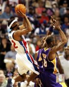 Richard Hamilton Pistons Finals 8X10 Photo LIMITED STOCK