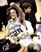 Manu Ginobili 2005 Finals Spurs 8X10 Photo LIMITED STOCK