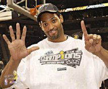 Robert Horry 6 Time LIMITED STOCK NBA Champion 8X10 Photo