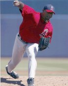 Kelvim Escobar Anaheim Angels 8X10 Photo