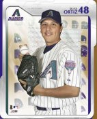 Russ Ortiz LIMITED STOCK AZ Diamondbacks 8X10 Photo