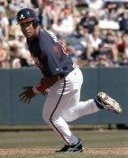 Raul Mondesi Atlanta Braves 8X10