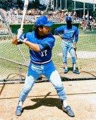 Glenn Hubbard Atlanta Braves 8X10