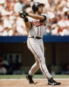 David Justice Dave Justice Atlanta Braves 8X10 Photo