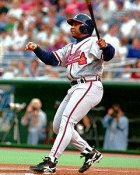 Terry Pendleton Atlanta Braves 8X10