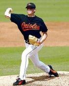 Rick Bauer Baltimore Orioles 8X10