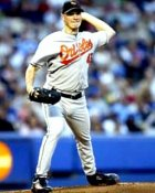 Erik Bedard Baltimore Orioles 8X10 Photo